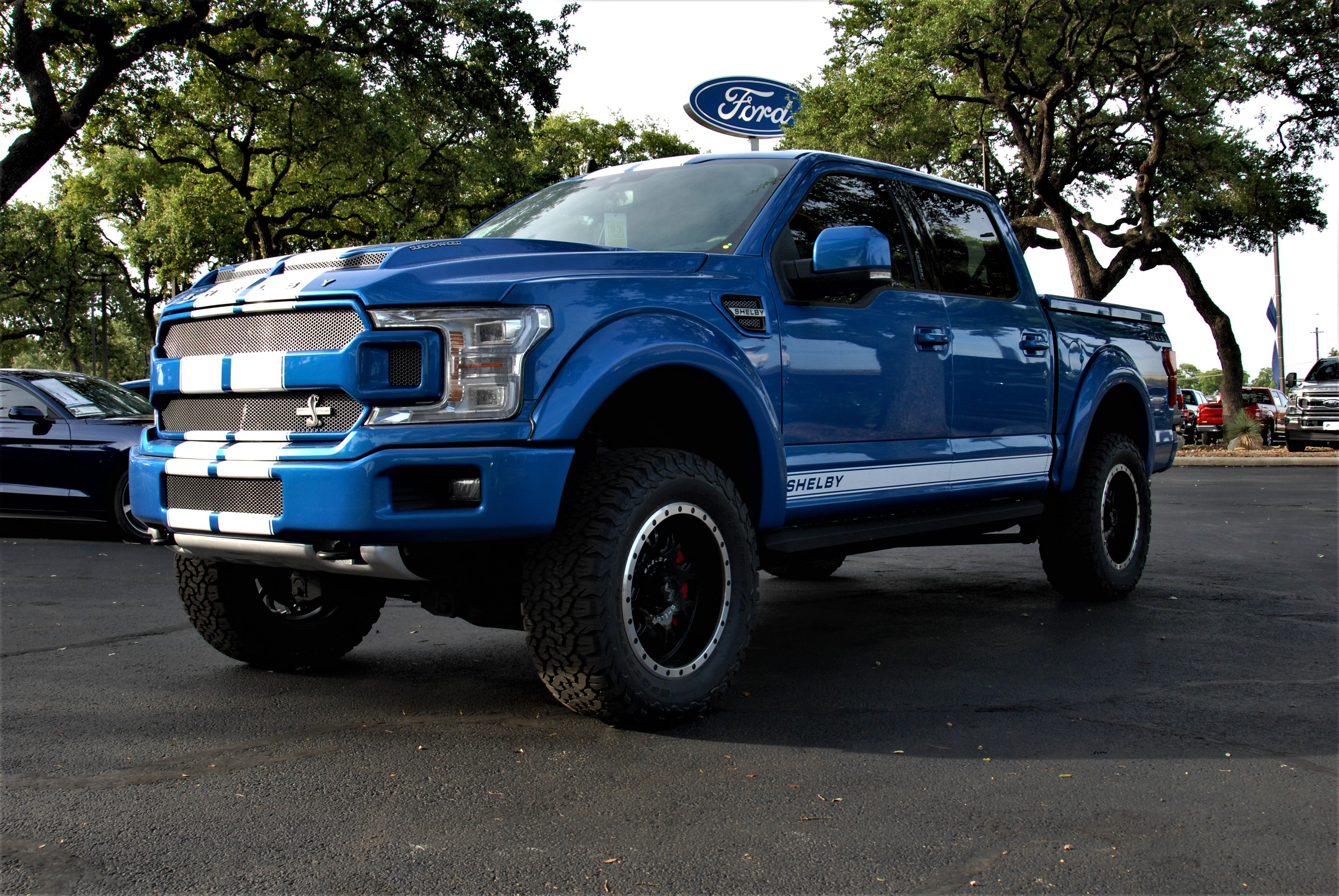 Custom Shelby Vehicles For Sale At Ford Of Boerne