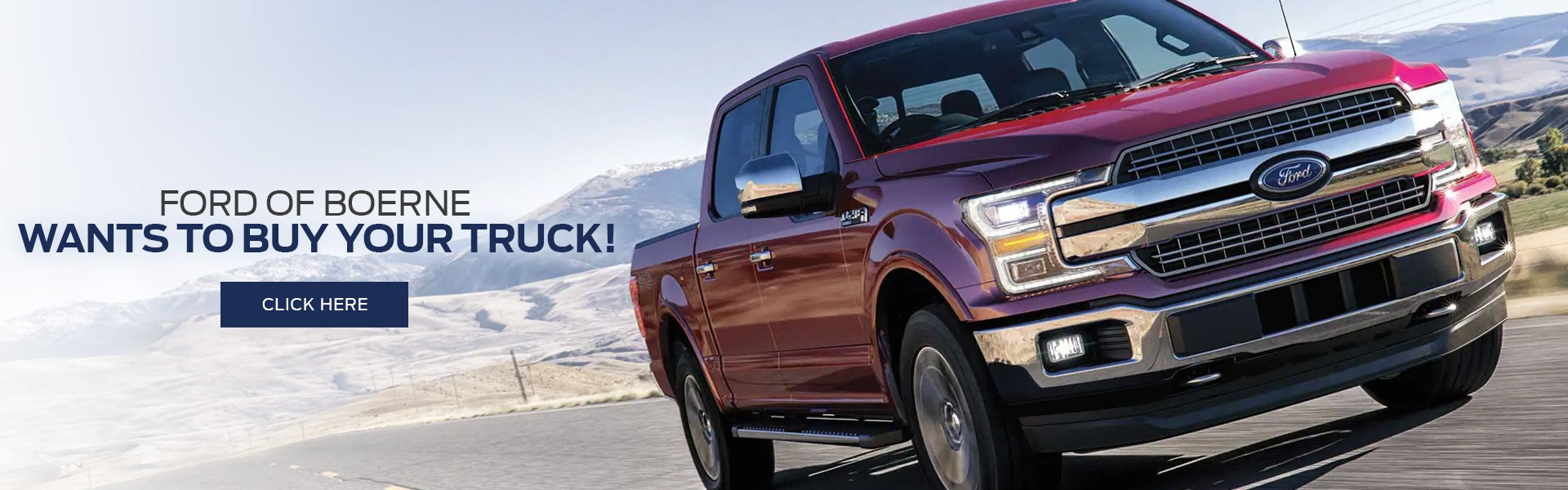 Ford Of Boerne Wants To Your Truck
